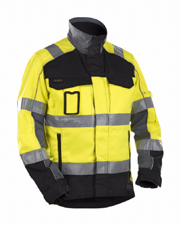 Blaklader 4051 Jacket (Yellow/Black)